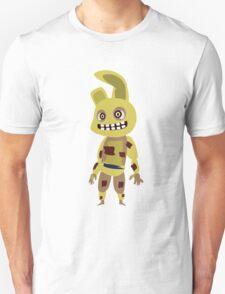 Five Nights at Freddy's - Springtrap Cute Cartoon Chibi T-Shirt