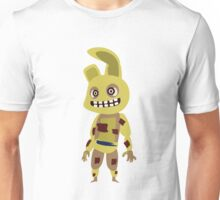 Five Nights at Freddy's - Springtrap Cute Cartoon Chibi Unisex T-Shirt