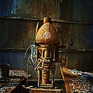 Drill Press by MClementReilly