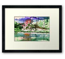 Jungle 2 Framed Print