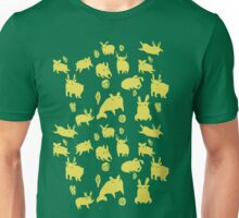 Weebeasts (yellow) T-Shirt