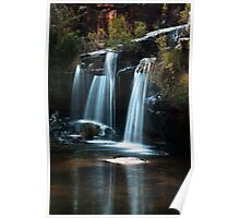 Winifred Falls Royal NP NSW Poster