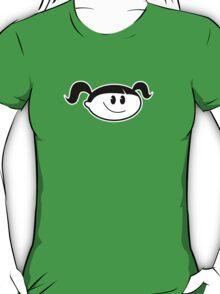 Normal Girl - Basic / Outline T-Shirt