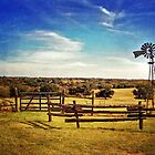 Oklahoma Farm by debidabble