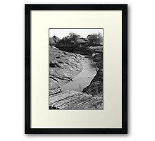 Skipool Creek (1) Framed Print