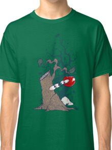 Tree and Apple Classic T-Shirt