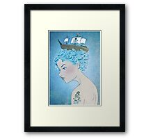 Sailor's Daughter Framed Print