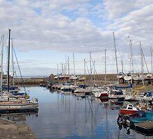 Lossiemouth West Beach Marina by mfsutherland