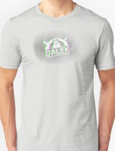 Doctor Who | Dalek | Glitched T-Shirt