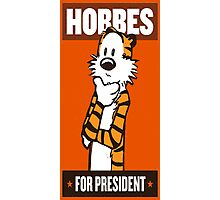 Hobbes Photographic Print