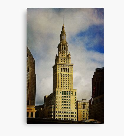 Cleveland Union Terminal Canvas Print