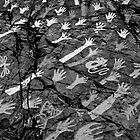 Many Hands - Yellowknife, NWT, Canada by Phil McComiskey