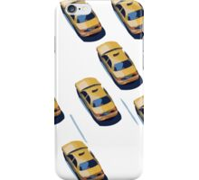 evn taxi iPhone Case/Skin