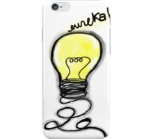 eureka iPhone Case/Skin