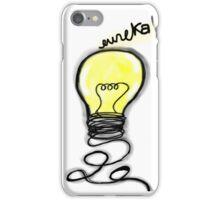eureka iPhone Case/Skin