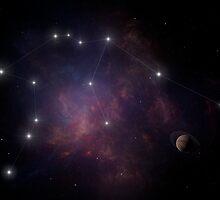 Aquarius by Ian Merton