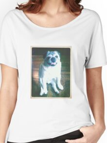 Smiling Fester Women's Relaxed Fit T-Shirt