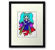 League of Legends Arcade Sona Framed Print