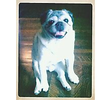 Smiling Fester Photographic Print