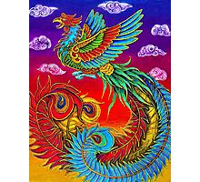 Fenghuang Chinese Phoenix Photographic Print