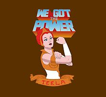 We got the power by SeroNoRes