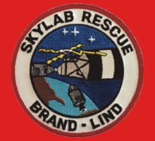 Skylab Rescue Mission Logo One Piece - Long Sleeve