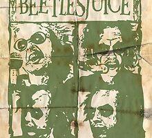 Beetlesjuice by Geekleetist