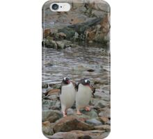 Antarctic Friends iPhone Case/Skin