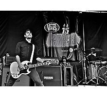Anti-Flag Photographic Print