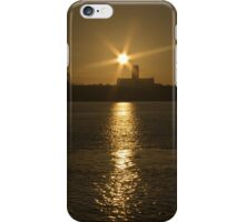 Liverpool Sunrise Over The Mersey iPhone Case/Skin
