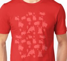 Weebeasts (red) T-Shirt