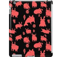 Weebeasts (red) iPad Case/Skin
