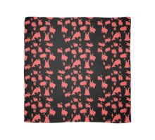 Weebeasts (red) Scarf
