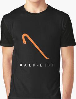 Half Life Gordon Freeman Weapon  Graphic T-Shirt