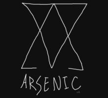 Arsenic is a chemical element with symbol As and atomic number 33. by Tia Knight