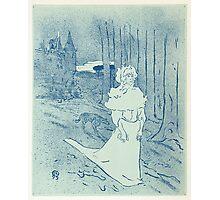 La Chatelaine (Le Tocsin) Photographic Print