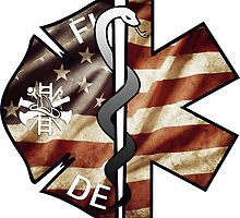 American Fire Medic by greaterthanme