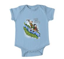 Max and Goofy One Piece - Short Sleeve