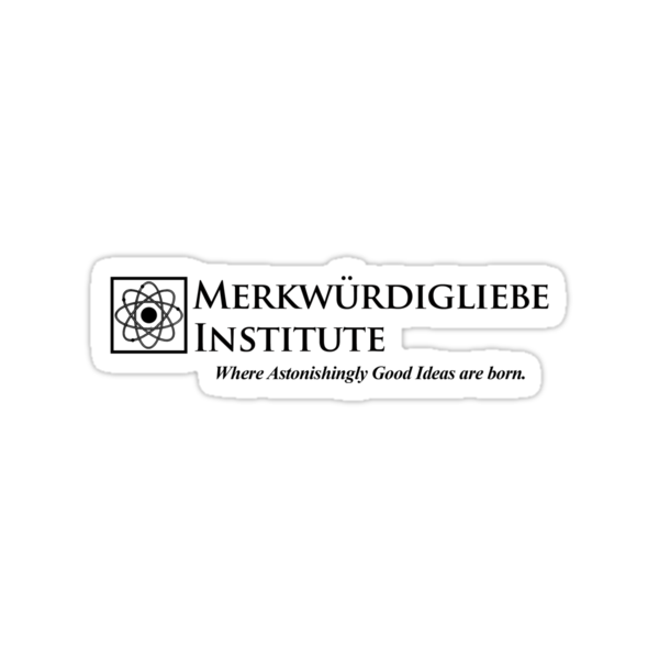 The Merkwurdigliebe Institute by GUS3141592