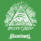White Illuminati by cisnenegro