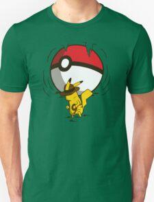 Pikachu Jones T-Shirt