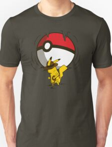 Pikachu Jones T-Shirt