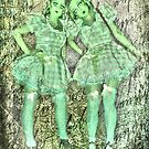 porcelain dolls by gruntpig