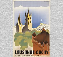 Vintage poster - Switzerland Unisex T-Shirt