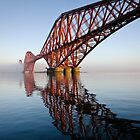The Forth Bridge by David Queenan