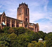 Liverpool Anglican Cathedral by Paul Madden