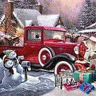 Rat Rod Studios Christmas 1 by ratrodstudios