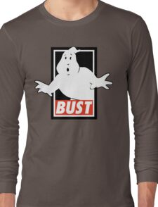 Obeybusters Long Sleeve T-Shirt
