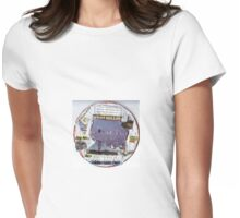 Fog City(San Francisco) Womens Fitted T-Shirt