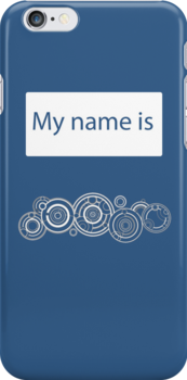 Doctor who Inspired- The name by kevinlartees